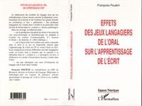Françoise Pouech - .