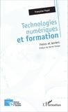 Françoise Poyet - Technologies numériques et formation - Freins et leviers.