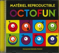 Françoise Roemers-Poumay - Octofun. 1 CD audio
