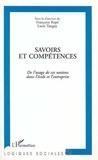 Françoise Ropé et Lucie Tanguy - Savoirs et compétences - De l'usage de ces notions dans l'école et l'entreprise.