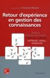 Françoise Rossion - Retour d'expérience en gestion des connaissances.