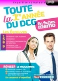 Françoise Rouaix - Tout le DCG 1 Introduction au droit - Mémos.