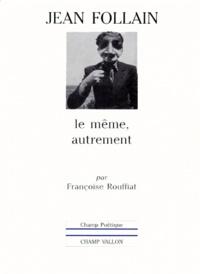 Françoise Rouffiat - .