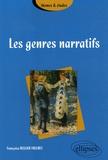 Françoise Rullier-Theuret - Les genres narratifs.