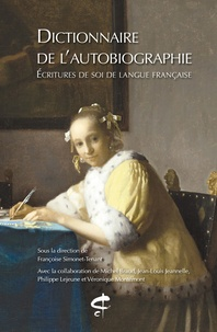 Françoise Simonet-Tenant - Dictionnaire de l'autobiographie - Ecriture de soi de langue française.