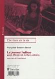 Françoise Simonet-Tenant - Le journal intime - Genre littéraire ou écriture ordinaire.