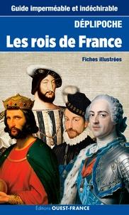 Françoise Surcouf - Les rois de France.
