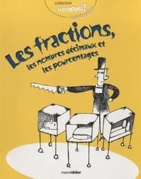 Les fractions, les nombres décimaux et les pourcentages - Françoise Tchou | Showmesound.org
