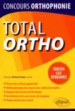 Françoise Thiébault-Roger - Total ortho - Concours d'orthophonie.