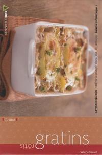 Françoise Trechot - Rôtis - gratins Deux thématiques cuisine - Un livre chevalet.