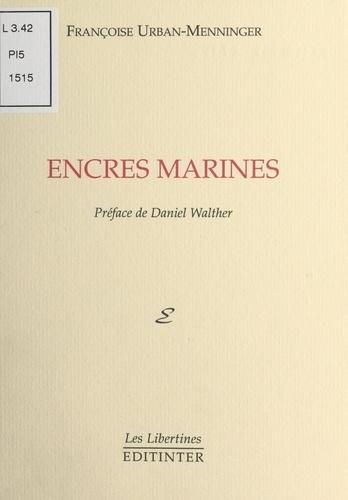 Encres marines