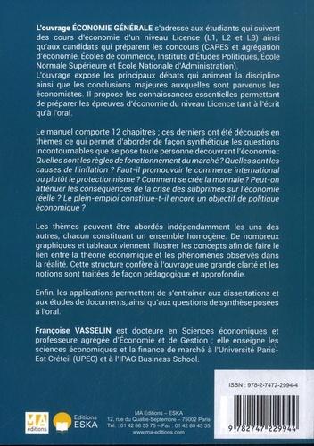 Economie générale 7e édition