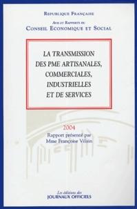 Deedr.fr La transmission des PME artisanales, commerciales, industrielles et de services Image