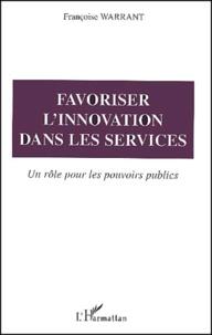 Favoriser linnovation dans les services. Un rôle pour les pouvoirs publics.pdf