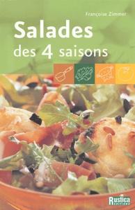 Françoise Zimmer - Salades des 4 saisons.