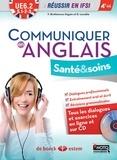 Francy Brethenoux-Seguin - Communiquer en anglais - Santé et soins, UE 6.2, S1, 2, 3. 1 CD audio