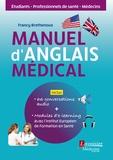 Francy Brethenoux-Seguin - Manuel d'anglais médical.