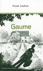 Frank Andriat - Gaume.