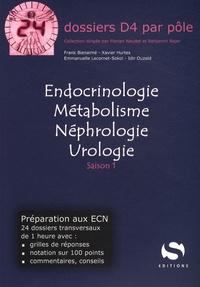Frank Bienaimé et Xavier Hurtes - Endocrinologie Métabolisme Néphrologie Urologie.