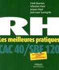 Frank Bournois et Sébastien Point - RH - Les meilleures pratiques du CAC 40/SBF 120.