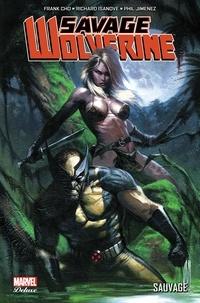 Frank Cho et Richard Isanove - Savage Wolverine.