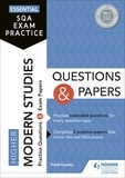 Frank Cooney - Essential SQA Exam Practice: Higher Modern Studies Questions and Papers.