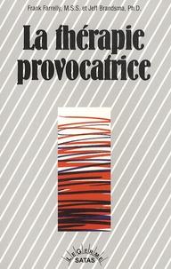Deedr.fr La thérapie provocatrice Image