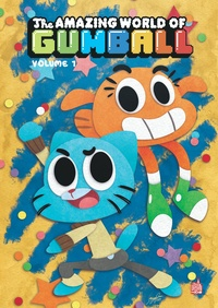 Frank Gibson et Patrick Wirbeleit - The Amazing World of Gumball Tome 1 : .