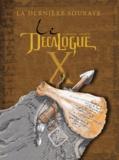 Frank Giroud et  Franz - Le Décalogue Tome 10 : La dernière sourate.