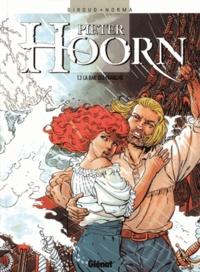 Frank Giroud et  Norma - Pieter Hoorn Tome 3 : La baie des Français.