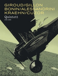 Frank Giroud et Cyril Bonin - Quintett Intégrale : Un drame en cinq mouvements.