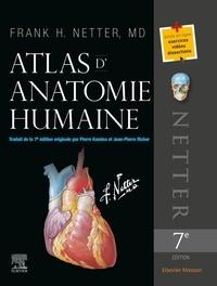 Meilleur livre audio à télécharger gratuitement Atlas d'anatomie humaine  par Frank-H Netter
