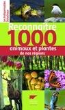 Frank Hecker - Reconnaître 1000 animaux et plantes de nos régions.