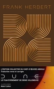 Frank Herbert et Michel Demuth - AILLEURS DEMAIN  : Dune - Tome 1 (traduction revue et corrigée).