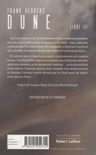 Le cycle de Dune Tome 3 Les enfants de Dune -  -  édition revue et corrigée