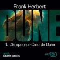 Frank Herbert - Le cycle de Dune Tome 4 : L'empereur-dieu de dune.