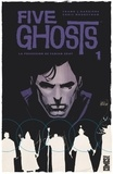 Frank J. Barbiere et Christopher Mooneyham - Five Ghosts - Tome 01 - La Possession de Fabian Gray.