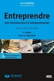 Frank Janssen - Entreprendre - Une introduction à l'entrepreneuriat.