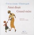 Frank Lanot et Maryvonne Le Quellec - Ainsi disait Grand-mère.