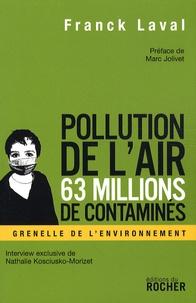 Checkpointfrance.fr Pollution de l'air, 63 millions de contaminés - Faut-il s'arrêter de respirer pour éviter de mourir ? Image