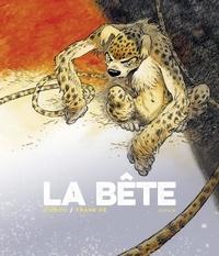 Frank et  Zidrou - Le Marsupilami de Frank Pé et Zidrou - tome 1 - La Bête.