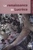 Frank Lestringant - La renaissance de Lucrèce.