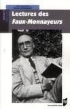 Frank Lestringant - Lectures des Faux-monnayeurs.