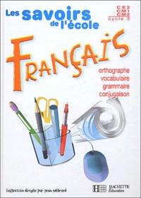 Frank Marchand - Français CE2 CM1 CM2 Cycle 3.