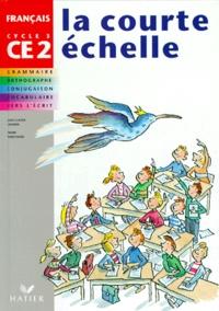 Frank Marchand et Jean-Claude Landier - Français CE2 - Vers l'écrit, vocabulaire, conjugaison, orthographe, grammaire.