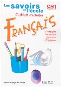 Frank Marchand - Français CM1 - Cahier d'activités.