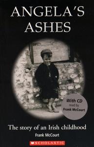 Frank McCourt - Angela's Ashes. 1 CD audio