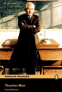 Frank McCourt - Teacher Man : Audio CD Pack.