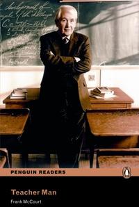 Frank McCourt - Teacher Man. - Audio CD Pack Level 4.