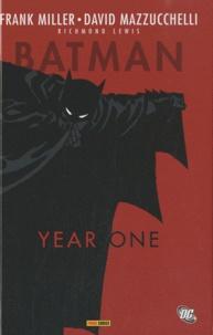 Frank Miller et David Mazzucchelli - Batman Year One.